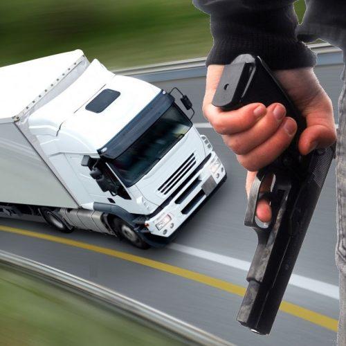 BARRETOS: Motorista é perseguido na rodovia e ladrões atiram contra seu caminhão