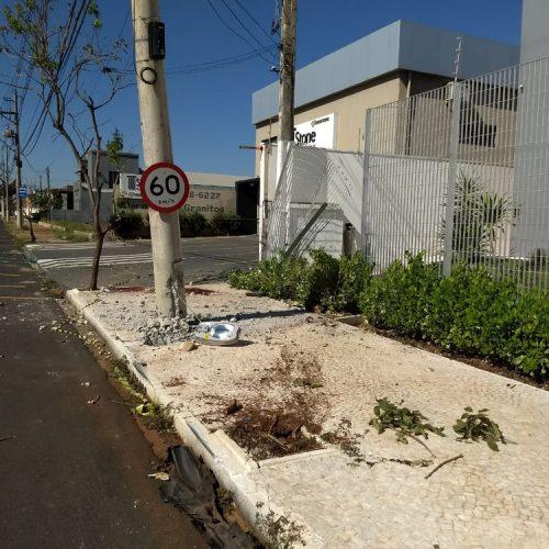 TRAGÉDIA: Mãe e filho morrem em batida de carro com motorista embriagado em avenida de Rio Preto