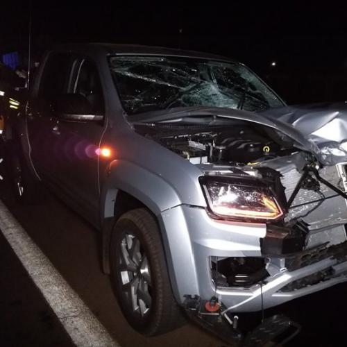 BARRETOS: Atropelamento com vítima fatal na Rodovia Brigadeiro Faria Lima.