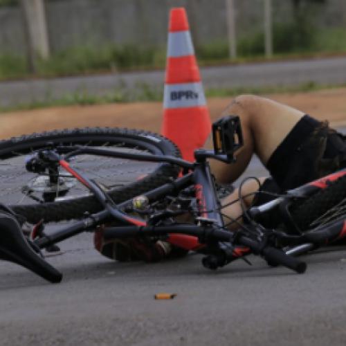 TRAGÉDIA! Ciclista morre após ser atropelado por Guincho em Guaraci-SP