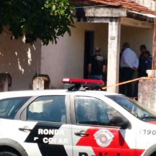 REGIÃO: Polícia procura suspeito de estuprar e matar idosa de 84 anos