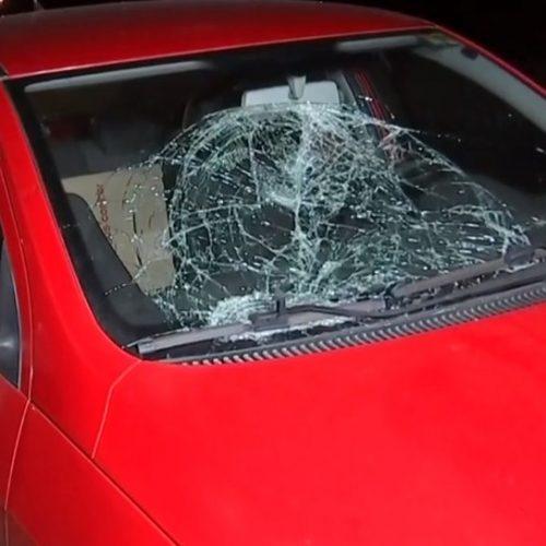 REGIÃO: Homem fica ferido ao ser atropelado em rodovia Assis Chateaubriand