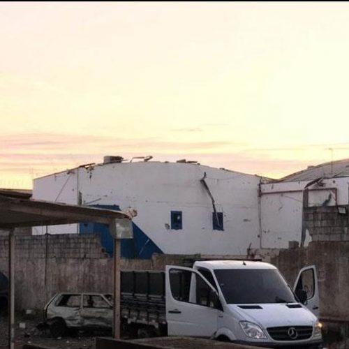 REGIÃO: Ataque a empresa de valores deixa cenário de guerra em Ribeirão Preto