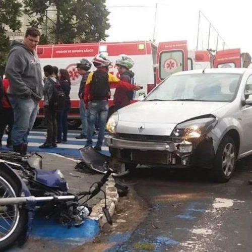 REGIÃO: Motociclista de 34 anos morre após sofrer acidente