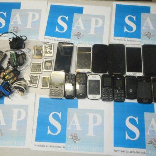REGIÃO: Agentes penitenciários encontram drogas e celulares em cela do CPP