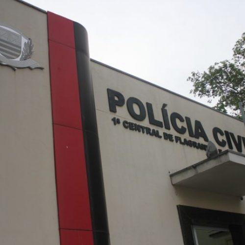 REGIÃO: Pai é preso depois de capotar carro – filha de sete anos sofre traumatismo craniano