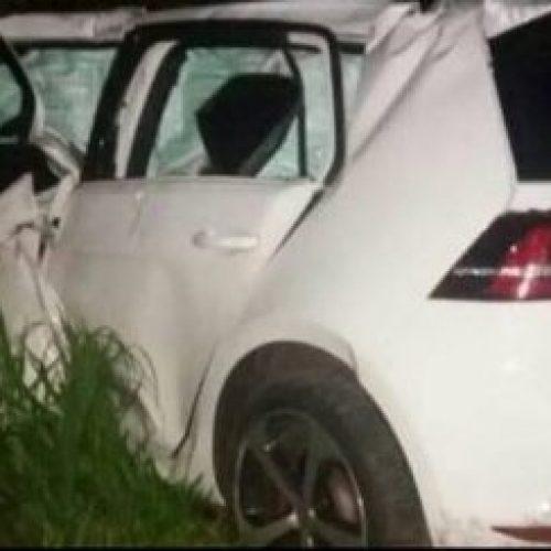 REGIÃO: Quatro pessoas morrem em acidente entre dois carros