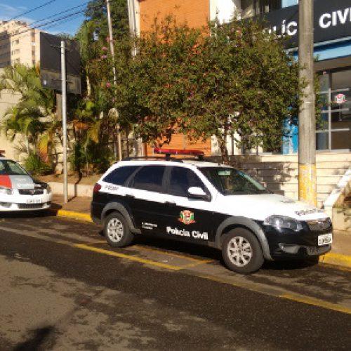 BARRETOS: Ladrões furtam quatro notebooks em clínica veterinária