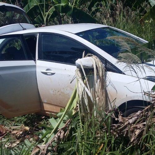 REGIÃO: Após perseguição, motorista é preso com carro cheio de drogas em rodovia