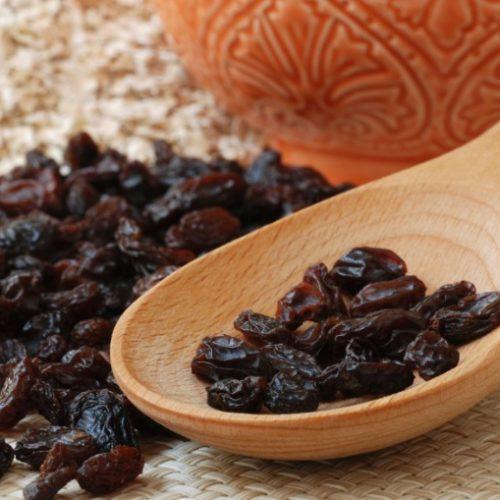 CURIOSIDADE: Quatro motivos para incluir a uva-passa em sua dieta
