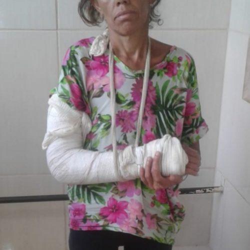 REGIÃO: Mulher tenta matar marido com água fervente