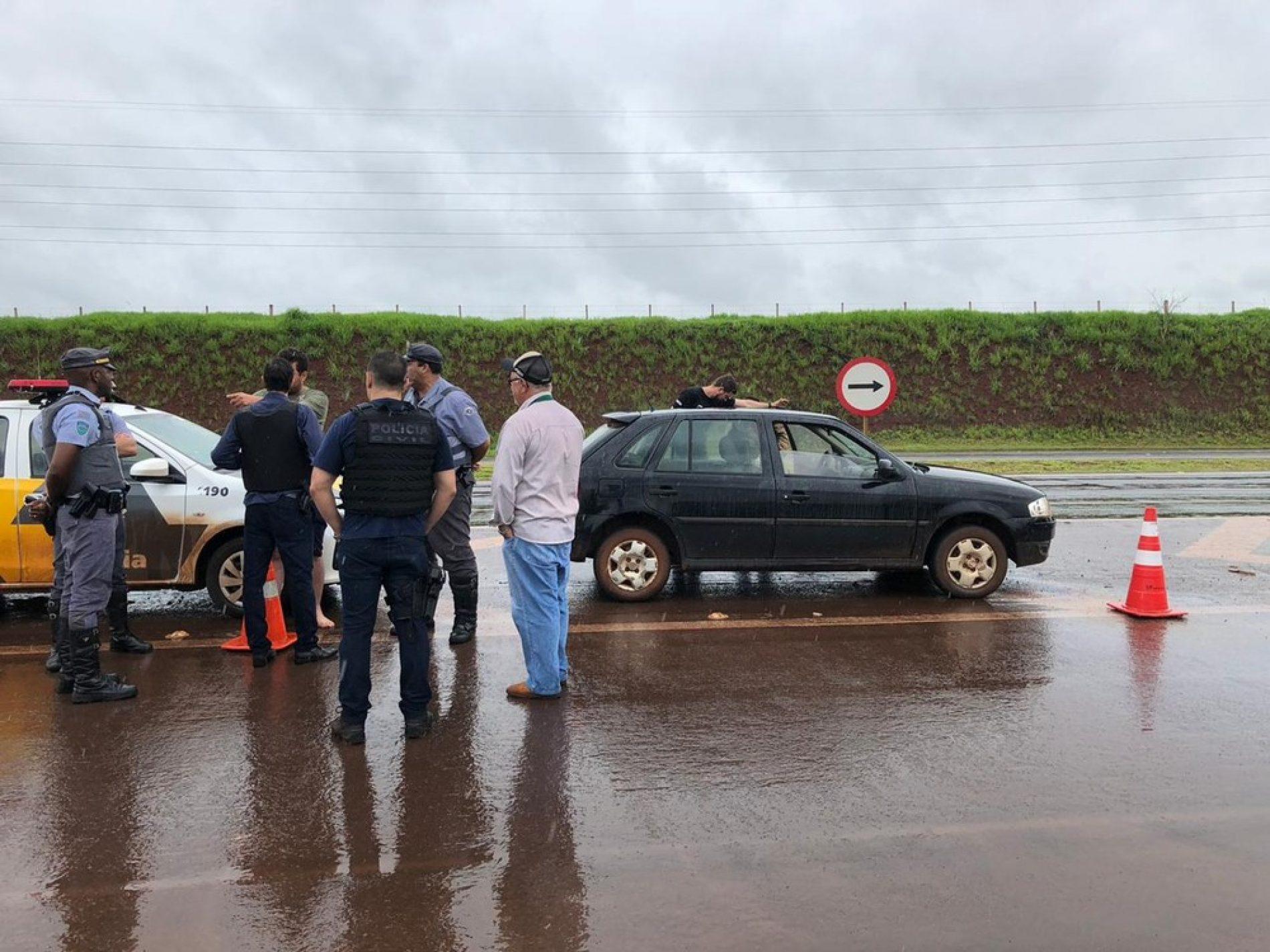REGIÃO: Produtor rural é feito refém por suspeitos de ataque a bancos em MG e abandonado em Bebedouro