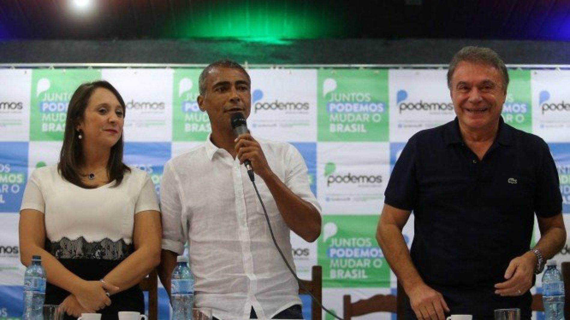 Partido PODEMOS incorpora PHS e vira terceira maior bancada do Senado