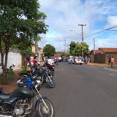 BARRETOS – MATÉRIA COMPLETA : Vendedor ambulante é morto com três tiros no bairro Zequinha Amêndola