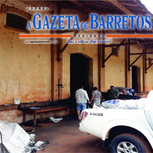 COLÔMBIA: A Polícia Ambiental de Barretos fecha uma empacotadora clandestina de carvão