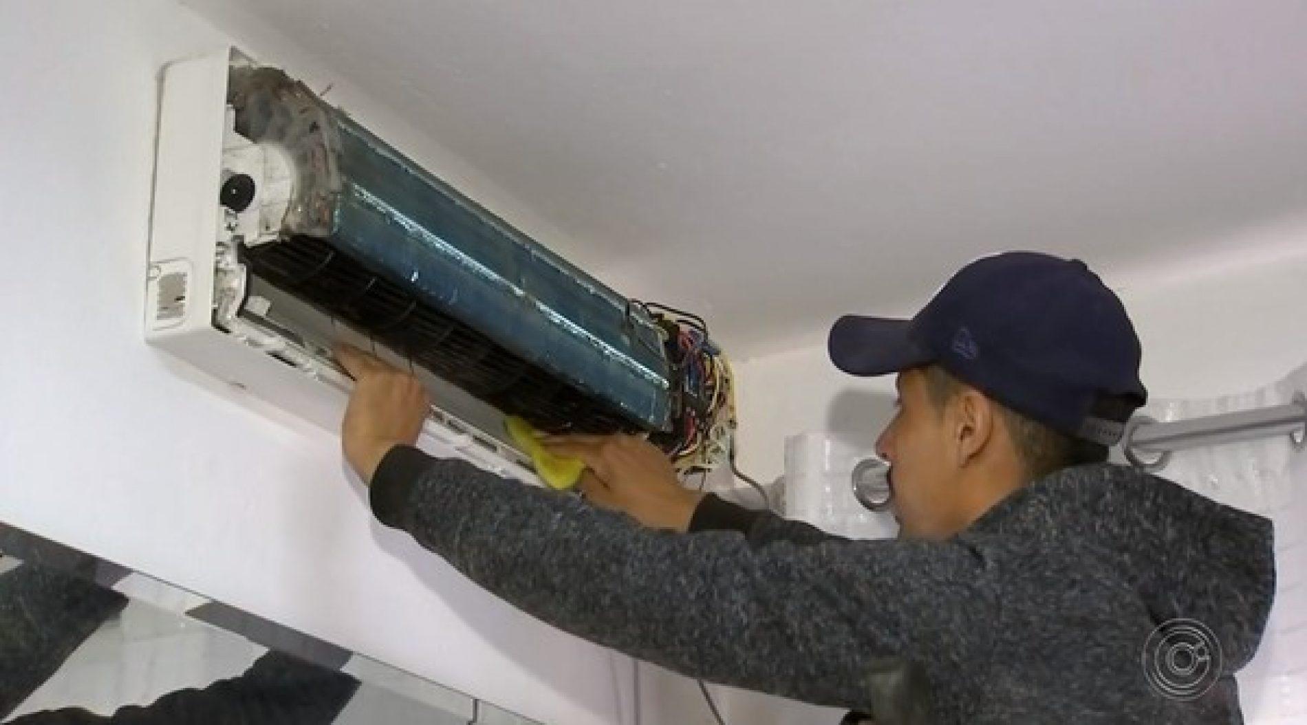 SAÚDE: Especialistas recomendam manutenção de ar-condicionado para evitar doenças respiratórias