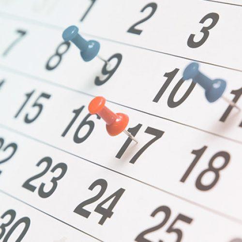 ANO NOVO: Governo publica lista com feriados e pontos facultativos da administração federal em 2019