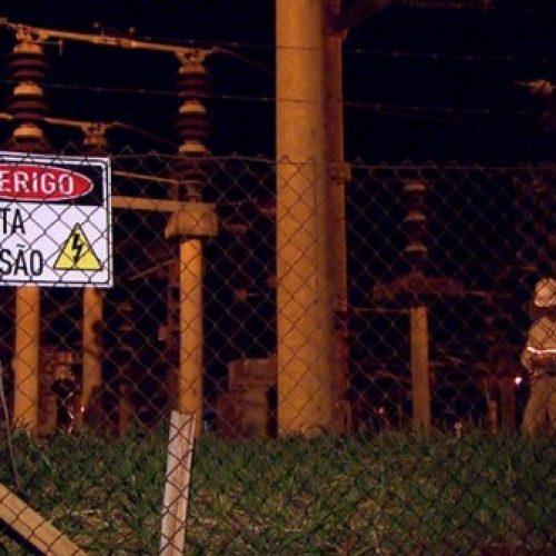 REGIÃO: Jovem fica em estado grave após choque em subestação da CPFL; pai lamenta imprudência