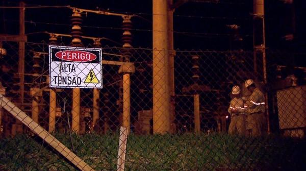 b55c43c1c69 REGIÃO  Jovem fica em estado grave após choque em subestação da CPFL  pai  lamenta