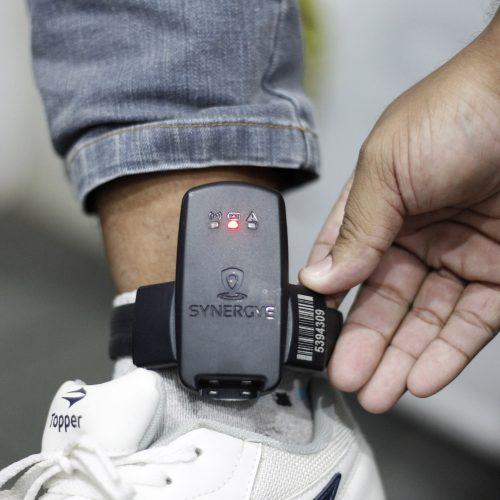 REGIÃO: Preso em 'saidinha de Natal' procura a Polícia Civil para relatar falha em tornozeleira eletrônica