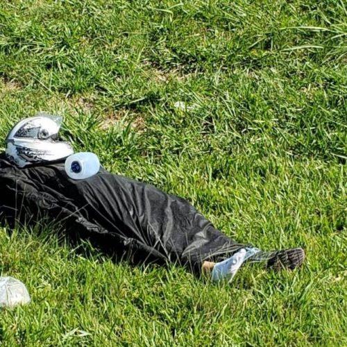 REGIÃO: Jovem de 20 anos morre em acidente na Washington Luís
