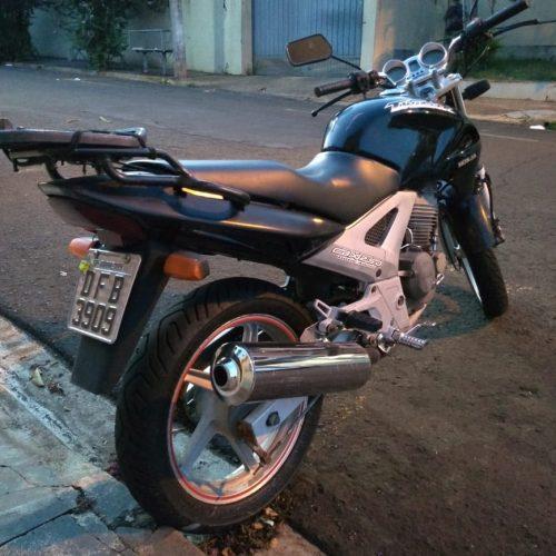 BARRETOS:  Força Tática apreende três menores e recupera duas motos furtadas