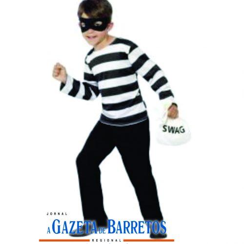 BARRETOS: MÃO DE OBRA DO CRIME – Mulher tem residência furtada por grupo de crianças de 6 e 13 anos liderados por um maior de idade