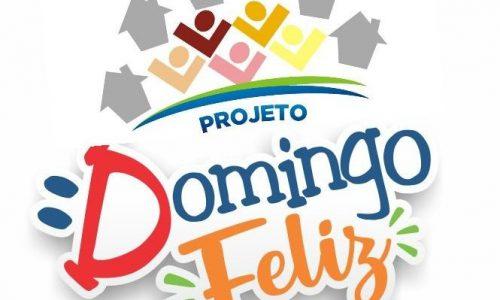 BARRETOS: Projeto DOMINGO FELIZ foi lançado oficialmente e fez sucesso no bairro Lêda Amêndola