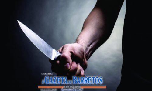 BARRETOS: Ladrão armado com faca rouba mulher na Avenida João Baroni