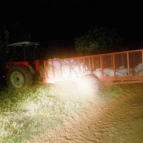 CAJOBI: Tratorista de fazenda é encontrado morto embaixo de carreta de trator