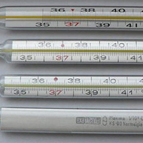 SAÚDE: Termômetro e medidor de pressão com mercúrio são proibidos em 2019