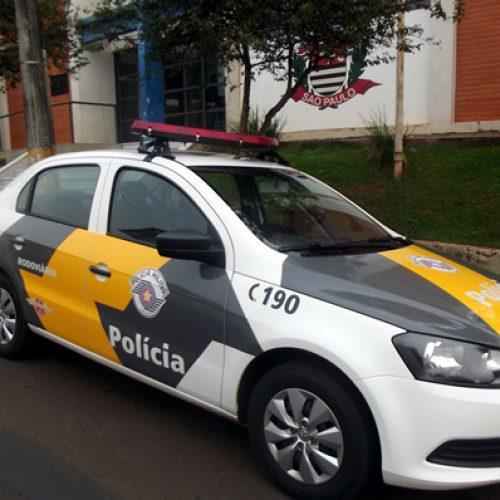 BARRETOS: Policia Rodoviária localiza veículo furtado abandonado na Rodovia Faria Lima