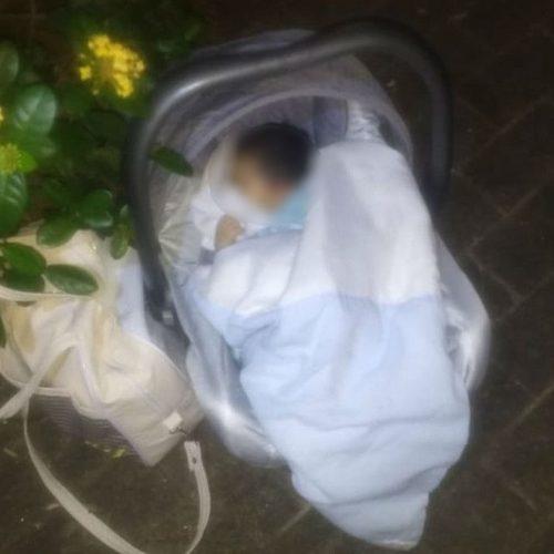 REGIÃO: Recém-nascido é encontrado atrás de arbusto em praça