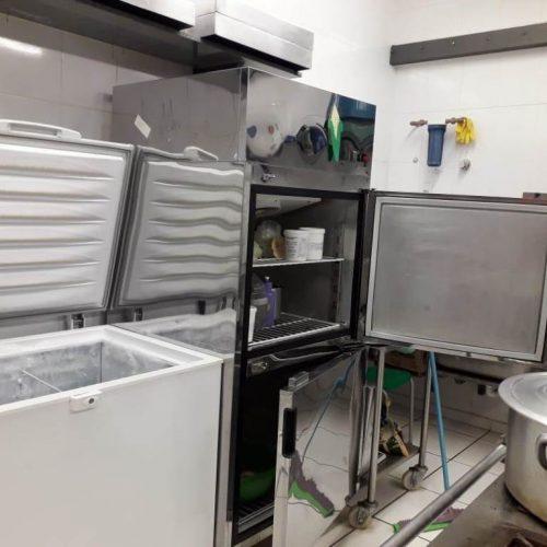 REGIÃO: Escola é invadida e tem carne da merenda furtada