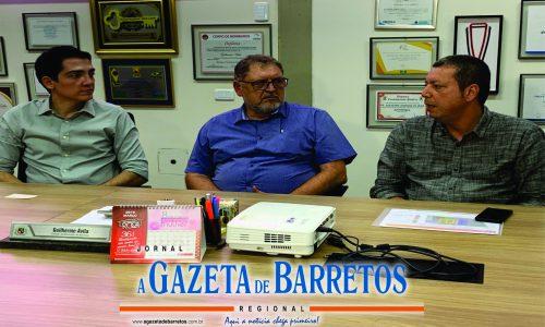 BARRETOS: Prefeitura de Barretos anuncia geração de mais de 600 empregos com a chegada da Rede Atacadão