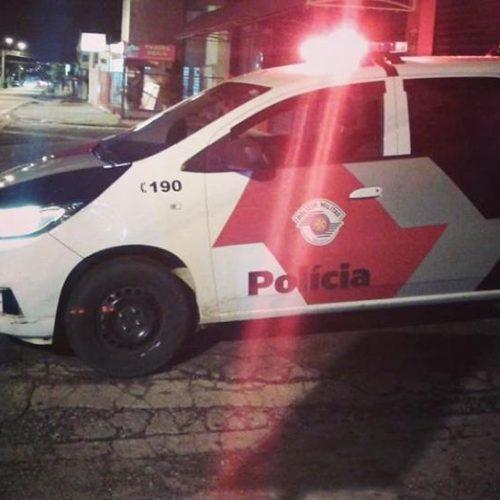 BARRETOS: Auxiliar de mecânico é preso após agredir mulher