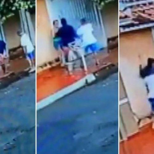 REGIÃO: Detido menor suspeito de agir em assalto com idosa agredida na porta de casa