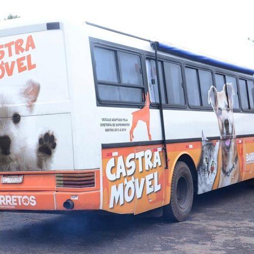 BARRETOS: Bairro Nova Barretos receberá Castra Móvel