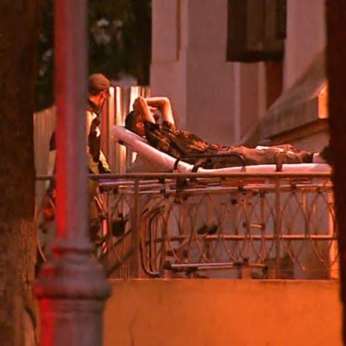 REGIÃO: Homem armado é preso no interior da Catedral