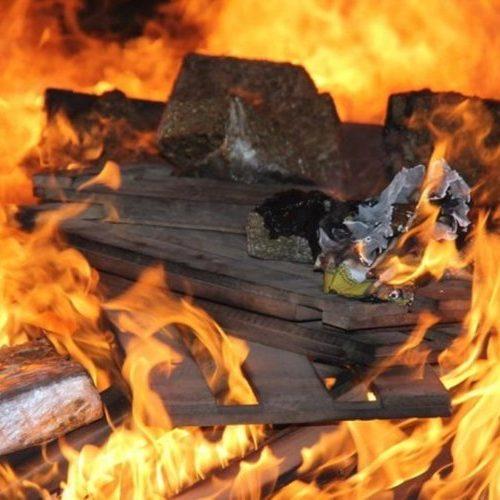 BARRETOS: Polícia Civil incinerou 18 quilos de drogas