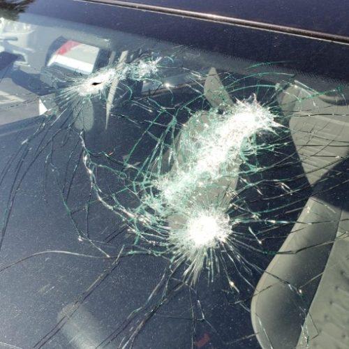 REGIÃO: Criminoso é baleado em tentativa de assalto a banco
