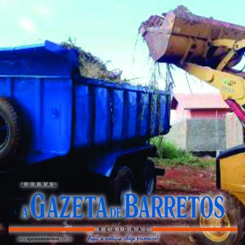 BARRETOS: Prefeitura alerta proprietários para limpeza de terrenos baldios