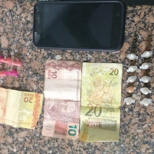 SEVERÍNIA: Após denuncia anônima GCM e PM armam operação e prendem dois