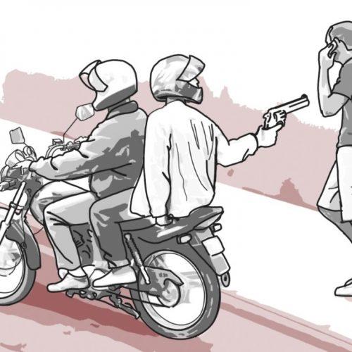 BARRETOS: Adolescente é abordado e tem celular furtado no bairro Rios