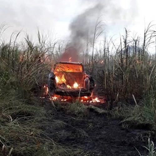 REGIÃO: Ladrões armados rendem casal e roubam R$ 200 mil