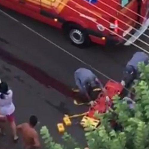 REGIÃO: Homem morre esfaqueado e atropelado por amigo após briga