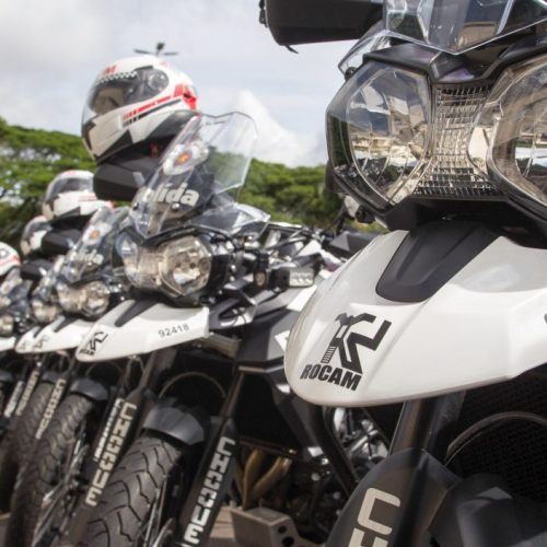 BARRETOS: ROCAM E Canil prendem dois por tráfico de drogas no Conjunto Newton Siqueira Sopa