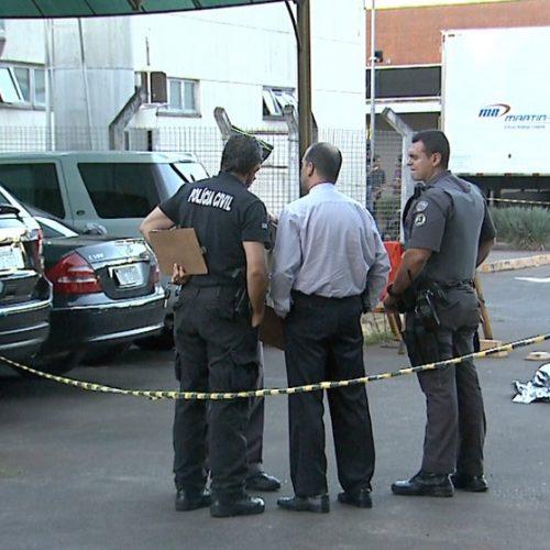 REGIÃO: Assalto termina com 1 morto e outro ferido em posto de combustível