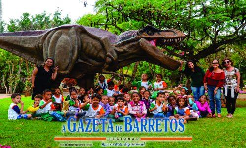 BARRETOS: Alunos da educação infantil visitam o Parque do Peãozinho