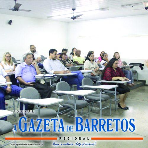BARRETOS: Deputado Sebastião Santos participa de seminário com entidades assistenciais e socioeducativas
